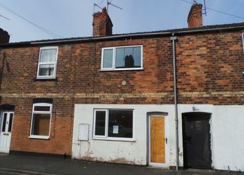 Thumbnail 2 bed terraced house for sale in High Street, Gainsborough