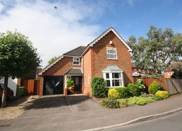 Thumbnail 4 bed detached house for sale in Justicia Way, Up Hatherley, Cheltenham
