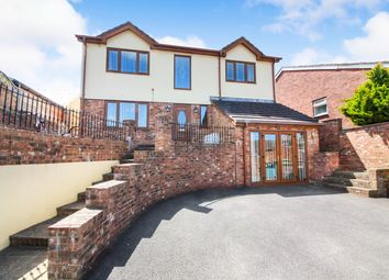 Thumbnail 4 bed detached house for sale in Basildene Close, Gilwern, Abergavenny