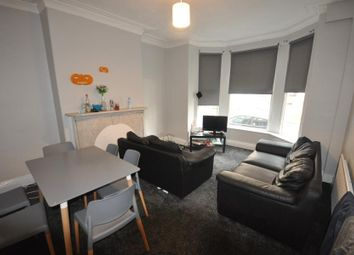 Thumbnail 5 bed shared accommodation to rent in Ebberston Terrace, Hyde Park, Leeds
