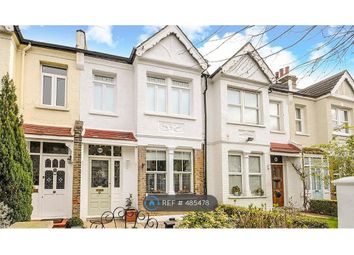 Thumbnail 2 bed terraced house to rent in Prince Georges Avenue, London