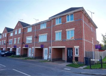Thumbnail 3 bedroom end terrace house for sale in Jay Court, Derby