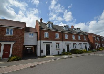 Thumbnail 4 bedroom detached house to rent in Bristol Road, The Hampdens, New Costessey, Norwich