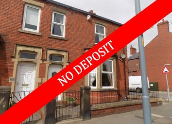 Thumbnail 4 bed terraced house to rent in Wigton Road, Carlisle