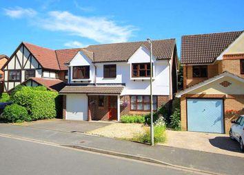 Thumbnail Detached house for sale in Whitmores Wood, Hemel Hempstead, Hertfordshire
