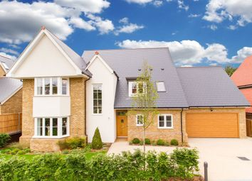 Thumbnail 5 bed detached house for sale in Chigwell Village, Chigwell