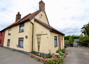 Thumbnail 3 bed cottage for sale in Ipswich Road, Needham Market, Ipswich