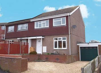 Thumbnail 4 bedroom semi-detached house for sale in Winslow Road, Bromyard