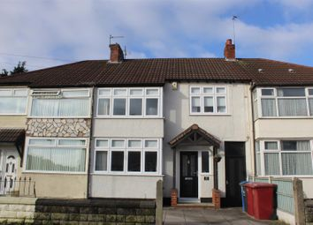 Thumbnail 3 bed terraced house for sale in Greystone Road, Broadgreen, Liverpool