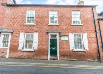 Thumbnail 3 bed terraced house for sale in Mill Street, Diglis, City Centre, Worcester