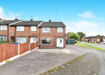 Thumbnail 3 bed town house for sale in Cavan Drive, Chaddesden, Derby