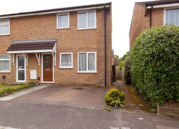 Thumbnail 3 bedroom semi-detached house for sale in Slepe Crescent, Poole