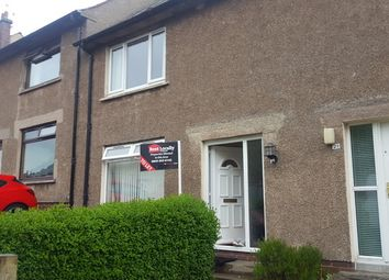 Thumbnail 3 bed terraced house to rent in Waverley Terrace, Stenhousemuir, Larbert