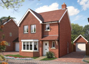 "Thumbnail 3 bedroom detached house for sale in ""The Epsom"" at Bridge Road, Bursledon, Southampton"