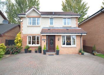 Thumbnail 4 bed detached house for sale in Kennedy Way, Airth, Falkirk