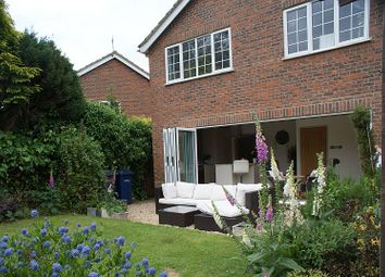 Thumbnail 4 bed detached house to rent in Bannister Close, Witley