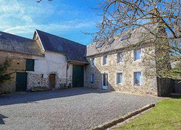 Thumbnail 4 bed property for sale in Normandy, Manche, Saint-Denis-Le-Vetu