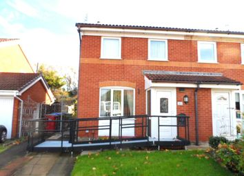 Thumbnail 2 bed semi-detached house for sale in Bexley Avenue, Blackpool