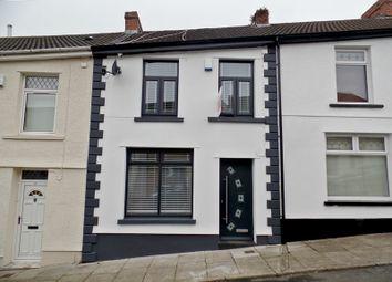 Thumbnail 3 bed terraced house for sale in Tygwyn Street, Penydarren, Merthyr Tydfil