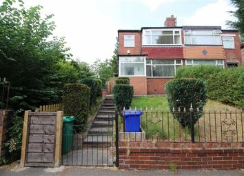 Thumbnail 3 bed semi-detached house for sale in Blackley New Road, Blackley, Manchester