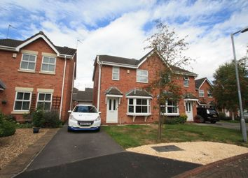 Thumbnail 3 bed semi-detached house to rent in 5 Tealby Close, Northwich, Cheshire