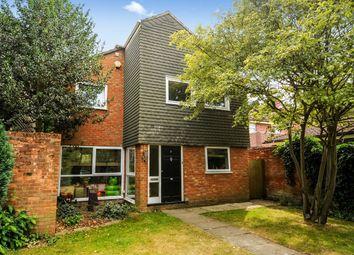 Thumbnail 4 bed terraced house to rent in Kingsmead, Gower Road, Weybridge