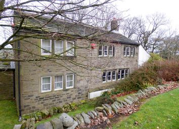 Thumbnail 3 bed detached house for sale in Chain Road, Marsden, Huddersfield