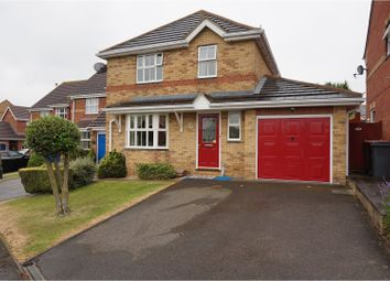 Thumbnail 4 bed detached house for sale in Millers Way, Dunstable