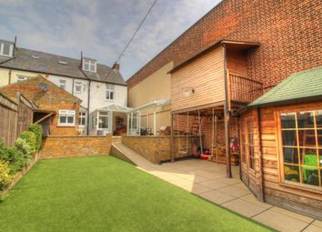 Thumbnail 4 bedroom end terrace house for sale in London Road, Northfleet, Gravesend