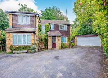 Thumbnail 5 bed detached house for sale in France Hill Drive, Camberley