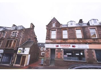 Thumbnail 2 bedroom flat to rent in West High Street, Crieff
