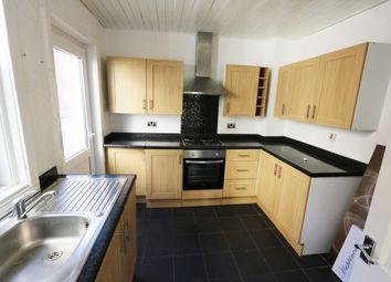 Thumbnail 1 bed flat to rent in Peter Street, Blackpool, Lancashire