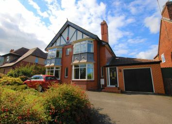 Thumbnail 4 bed detached house for sale in Highwood Road, Uttoxeter