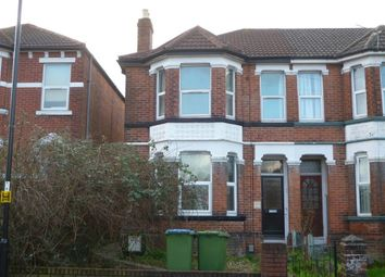 Thumbnail 1 bed flat to rent in High Road, Swaythling, Southampton