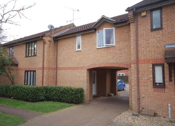 Thumbnail 1 bed maisonette to rent in Columbine Close, Thetford, Norfolk