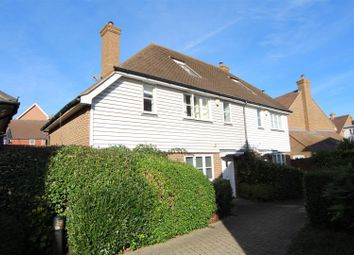 Thumbnail 3 bed semi-detached house to rent in Laxton Walk, Kings Hill