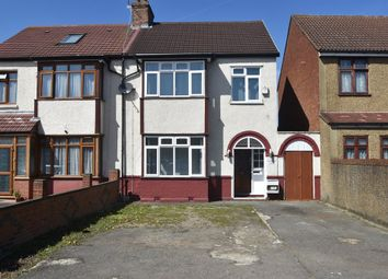 Thumbnail 4 bed semi-detached house to rent in Church Road, Northolt