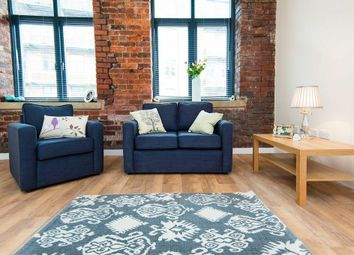 Thumbnail 1 bed flat to rent in Weavers House, East Street, Leeds, West Yorkshire