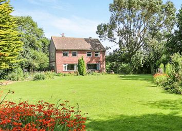 Thumbnail 5 bed detached house for sale in Reynolds Lane, Potter Heigham, Great Yarmouth
