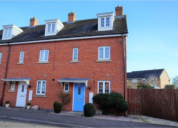 Thumbnail 3 bed end terrace house for sale in Kingsdown Road, Lincoln
