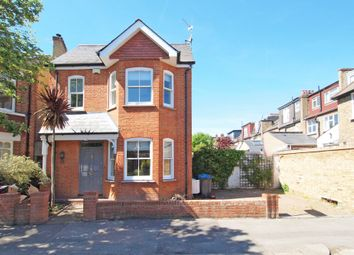 3 bed detached house to rent in Braemar Avenue, London SW19