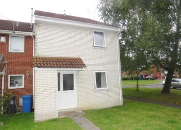 Thumbnail 1 bed terraced house to rent in Bovington Close, Canford Heath, Poole