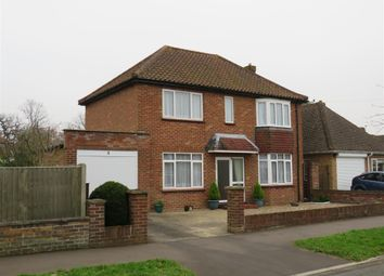 Thumbnail 3 bed detached house for sale in Irving Road, Norwich