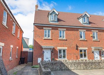 Thumbnail 4 bed semi-detached house for sale in Bransby Way, Weston-Super-Mare