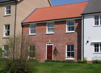 Thumbnail 3 bed terraced house to rent in Church Hill, Saxmundham