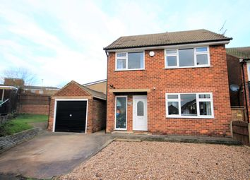 Thumbnail 3 bed detached house for sale in Colwick Close, Mansfield