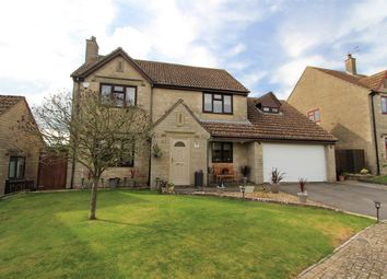4 bed detached house for sale in Hunters Mead, Hawkesbury Upton, Badminton, South Gloucestershire GL9