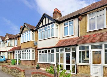 Thumbnail 4 bed terraced house for sale in Godalming Avenue, Wallington, Surrey