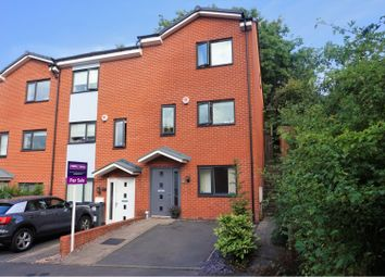 Thumbnail 3 bedroom town house for sale in Whitlock Grove, Birmingham