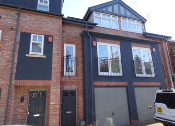 Thumbnail 3 bed terraced house to rent in Tyler Point, Trafford Road, Alderley Edge, Cheshire